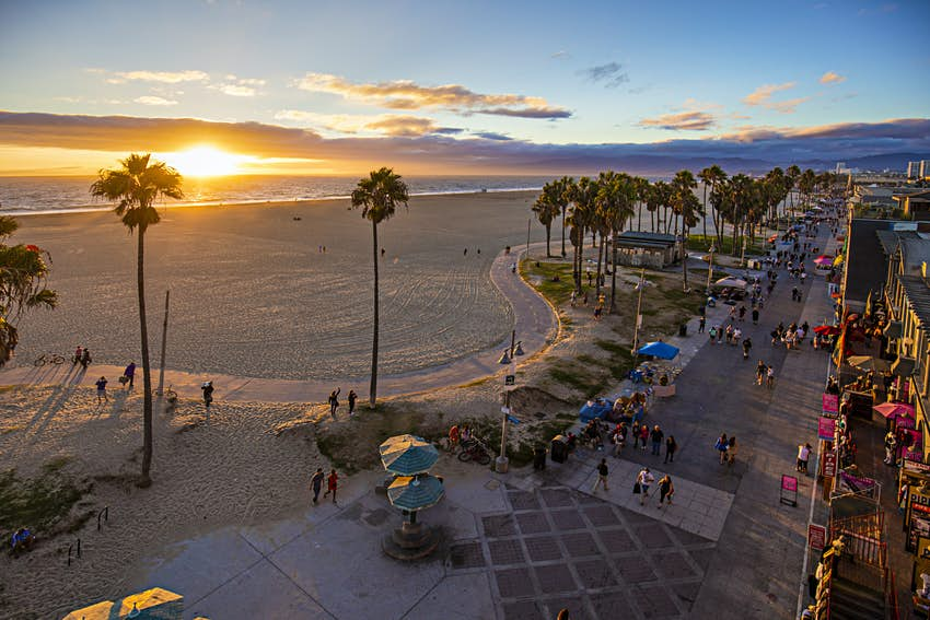7 Top-Rated Beaches in Los Angeles, CA