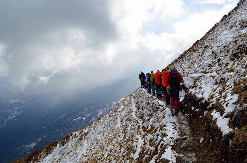 Kuari Pass Trek A single traveler's Trip Choice