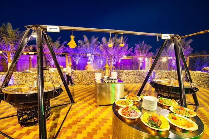 What are the Amazing Luxuries in VIP Desert Safari?