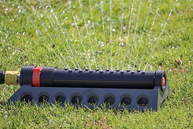 Sprinkler Heads Types