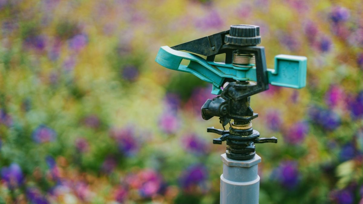 Which Sprinkler Heads Is Right for Your Garden Lawn