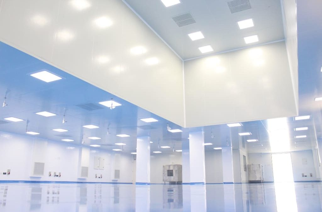 6 Points To Consider When Designing A Modular Cleanroom